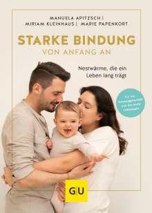 Manuela Apitzsch: Starke Bindung von Anfang an, Buch