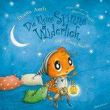 Diana Amft: Die kleine Spinne Widerlich sagt Gute Nacht (Pappbilderbuch), Buch