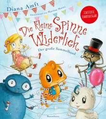 Diana Amft: Die kleine Spinne Widerlich - Der große Sammelband, Buch