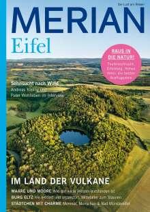 MERIAN Magazin Eifel 05/21, Buch