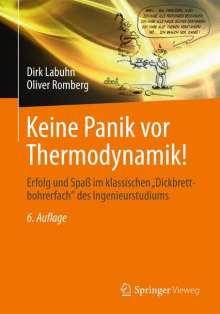 Dirk Labuhn: Keine Panik vor Thermodynamik!, Buch