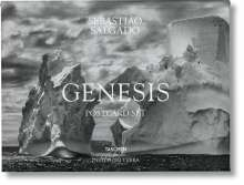 Sebastião Salgado. GENESIS. Postcard Set, Buch
