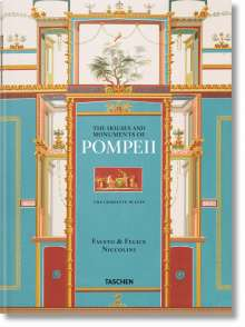 Valentin Kockel: Fausto & Felice Niccolini. The Houses and Monuments of Pompeii, Buch