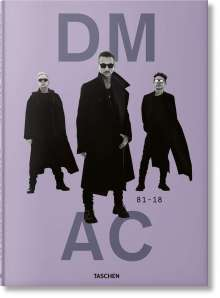 Depeche Mode by Anton Corbijn, Buch