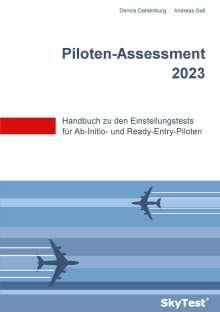 Dennis Dahlenburg: SkyTest® Piloten-Assessment 2020, Buch