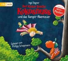 Ingo Siegner: Der kleine Drache Kokosnuss und das Vampir-Abenteuer, CD