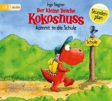 Ingo Siegner: Der kleine Drache Kokosnuss kommt in die Schule, CD