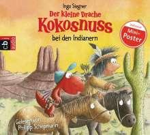 Ingo Siegner: Der kleine Drache Kokosnuss bei den Indianern, CD