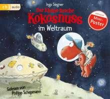 Ingo Siegner: Der kleine Drache Kokosnuss im Weltraum, CD