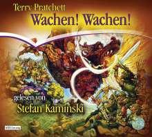 Terry Pratchett: Wachen! Wachen!, 6 CDs