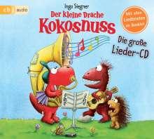 Ingo Siegner: Der kleine Drache Kokosnuss - Die große Lieder-CD, CD