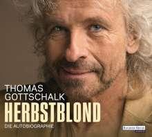 Thomas Gottschalk: Herbstblond, 4 CDs