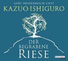 Kazuo Ishiguro: Der begrabene Riese, 11 CDs