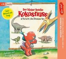 Ingo Siegner: Alles klar! Der kleine Drache Kokosnuss erforscht... Die Dinosaurier, CD