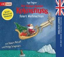 Ingo Siegner: Der kleine Drache Kokosnuss feiert Weihnachten (4), CD