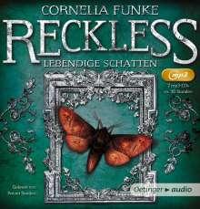 Cornelia Funke: Reckless 02. Lebendige Schatten (2 MP3 CD), CD