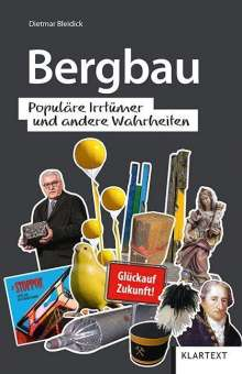 Dietmar Bleidick: Bergbau, Buch