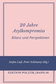 20 Jahre Asylkompromiss, Buch