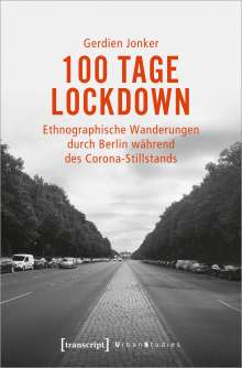Gerdien Jonker: 100 Tage Lockdown, Buch