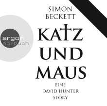 Simon Beckett: Katz und Maus, CD