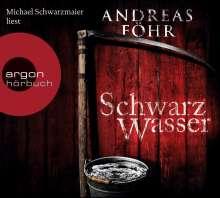 Andreas Föhr: Schwarzwasser, 6 CDs