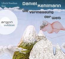 Daniel Kehlmann: Die Vermessung der Welt, 7 CDs