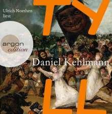 Daniel Kehlmann: Tyll, 9 CDs