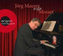Jörg Maurer: Jörg Maurer trifft Mozart, CD