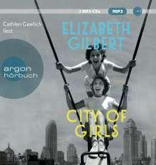 Elizabeth Gilbert: City of Girls, MP3-CD