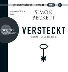 Versteckt-Dunkle Geschichten, 2 CDs