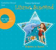 Tanya Stewner: Liliane Susewind - Delphine in Seenot, 2 CDs