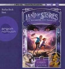 Chris Colfer: Land of Stories: Das magische Land 2 - Die Rückkehr der Zauberin, 2 Diverse