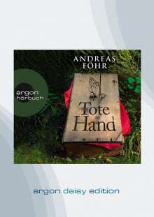 Andreas Föhr: Tote Hand (DAISY Edition), CD