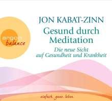 Jon Kabat-Zinn: Gesund durch Mediation, CD