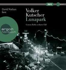Volker Kutscher: Lunapark, MP3-CD