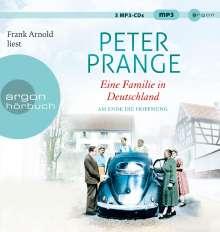 Peter Prange: Eine Familie in Deutschland, 3 MP3-CDs