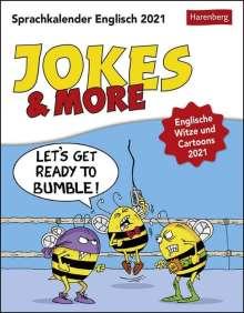 Ulrike Anders: Jokes & More - Kalender 2020, Diverse