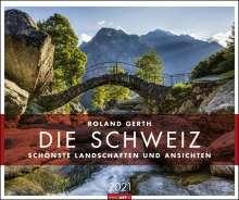 Die schönsten Landschaften der Schweiz 2020, Diverse
