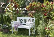 Rosengartenträume 2020 - Bildkalender quer (50 x 34) - Blumen - Garten - Wandkalender, Diverse