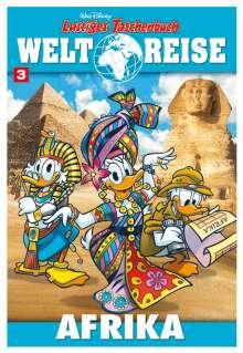 Disney: Lustiges Taschenbuch Weltreise 03, Buch