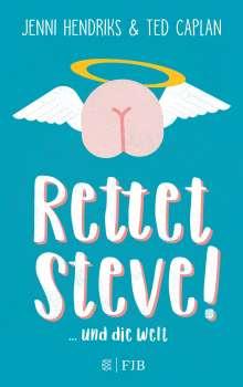 Ted Caplan: Rettet Steve!, Buch