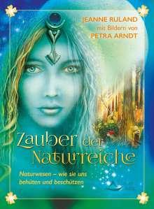 Jeanne Ruland: Zauber der Naturreiche, Buch