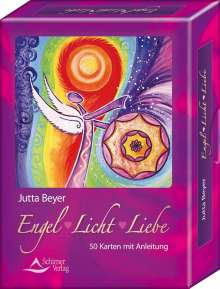 Jutta Beyer: Engel, Licht, Liebe, Buch