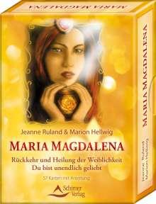 Jeanne Ruland: Maria Magdalena - Rückkehr und Heilung der Weiblichkeit, Buch