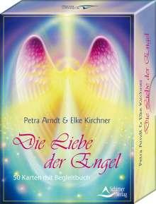 Petra Arndt: Die Liebe der Engel, Buch