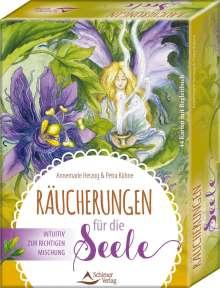 Annemarie Herzog: Räucherungen für die Seele. SET, Diverse