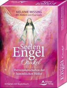 Melanie Missing: Seelenengel-Orakel Herzensbotschaften der himmlischen Helfer, Buch