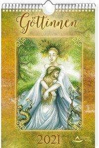 Göttinnen-Kalender 2021, Diverse