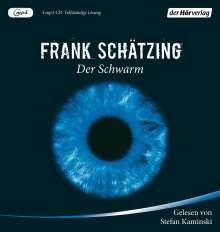 Frank Schätzing: Der Schwarm, MP3-CD