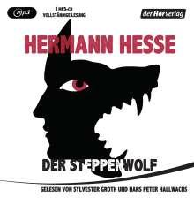 Hermann Hesse: Der Steppenwolf, MP3-CD